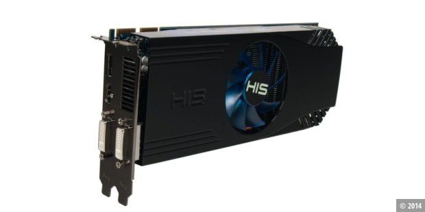 Grafikkarte im Test: HIS Radeon HD 5830 iCooler V 1024MB