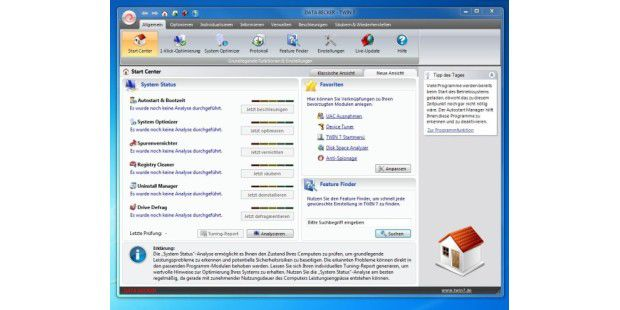Twin 7 für Windows 7