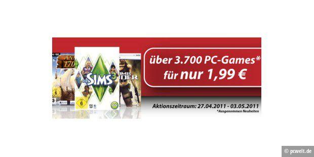 Pc Welt Verleihshop 3700 Pc Spiele Für 199 Euro Pc Welt
