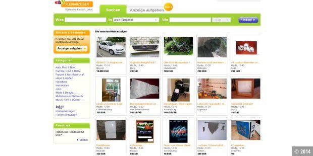 ebay kleinanzeigen ersetzen kijiji pc welt. Black Bedroom Furniture Sets. Home Design Ideas