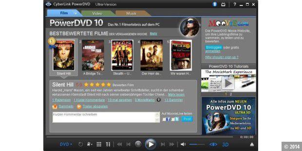 powerdvd 10 gratis