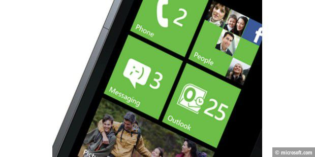 Neues Windows Phone mit über 500 neuen Features
