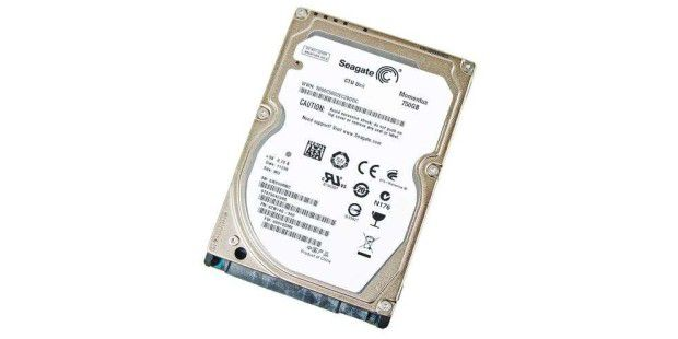 Seagate Momentus 5400.7 (ST9750423AS) im Test