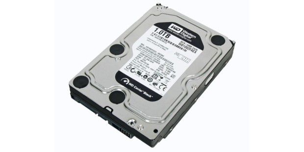 Western Digital Caviar Black WD1002FAEX im Test