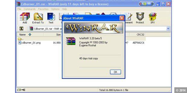 Winrar 3 20: Fünfte Beta erschienen - PC-WELT
