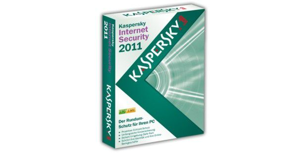 Kaspersky Internet Security 2011 Firewall-Test