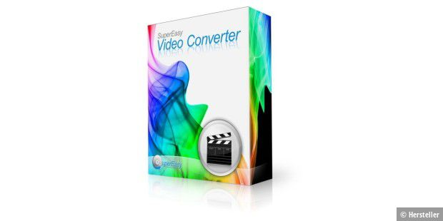 SuperEasy Video Converter 1.00