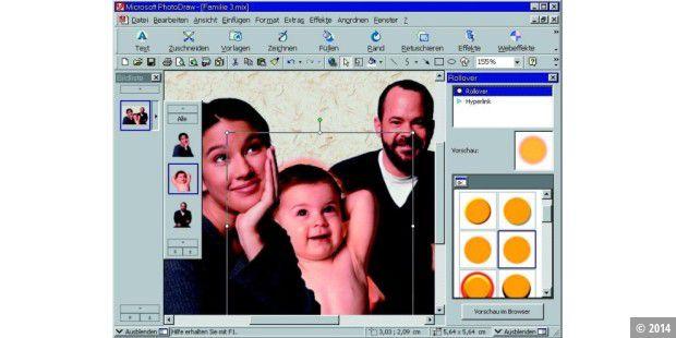 Photo Draw 2000 Version 2 - PC-WELT