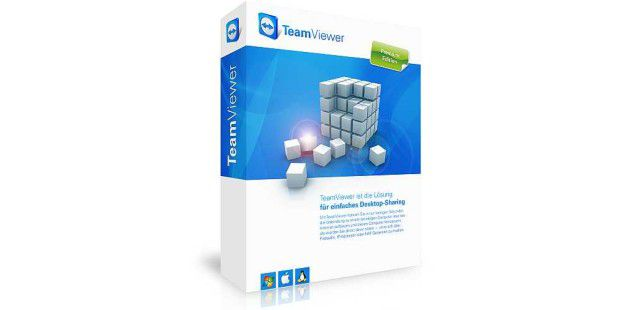 Die Fernsteuerungs-Software TeamViewer 5.1