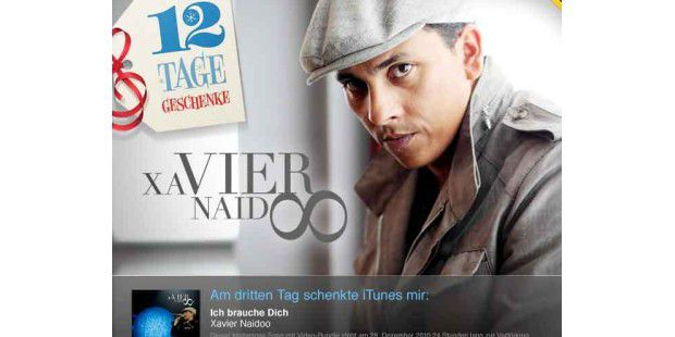 Song von Xavier Naidoo gratis zum Download