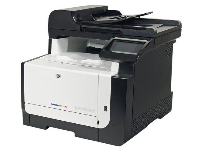 HP LaserJet Pro CM1415 Driver