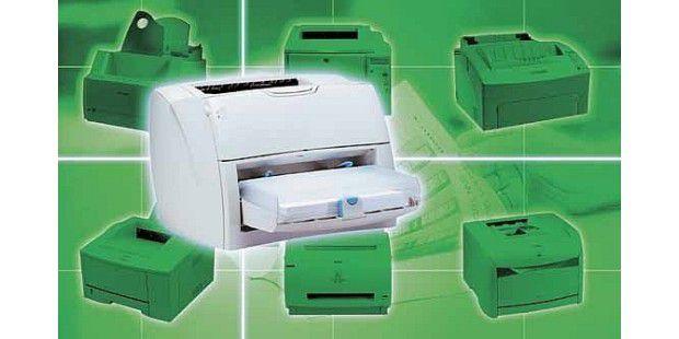 Schwarzweiß-Laser: Kostengünstige Textdrucker
