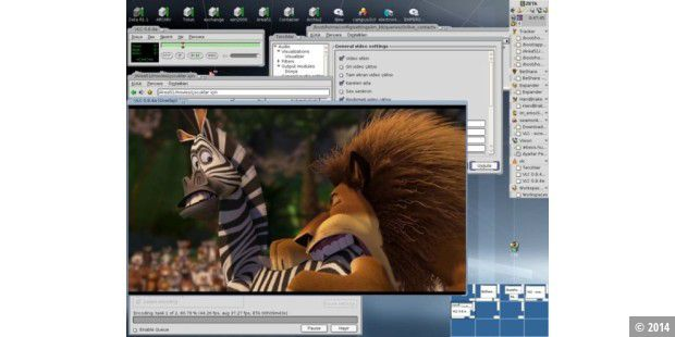 VLC Media Player: Neues Update auf Version 1.0.2.