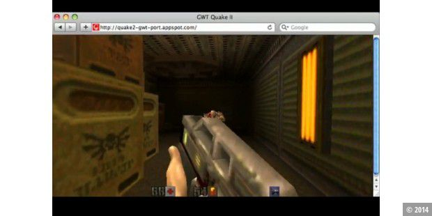 Quake 2 im Browser