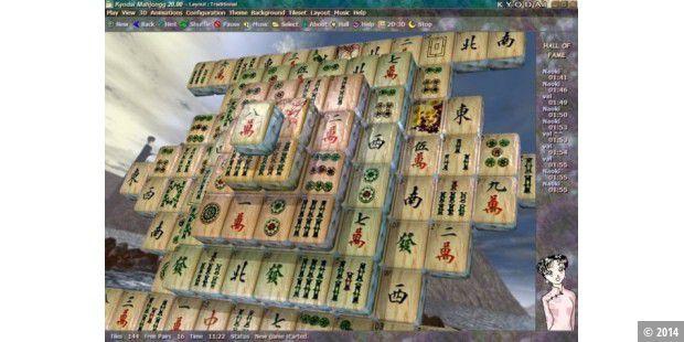 mahjong online gratis mew