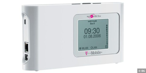 T-Mobile web'n'walk Box II