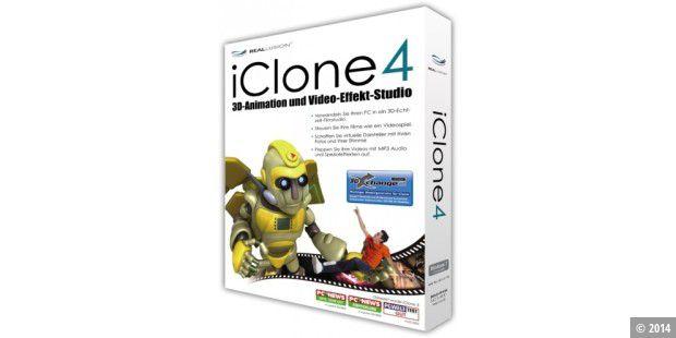 iClone 4 Standard Edition - PC-WELT