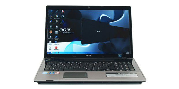 17-Zoll-Notebook im Test: Acer Aspire 7745G