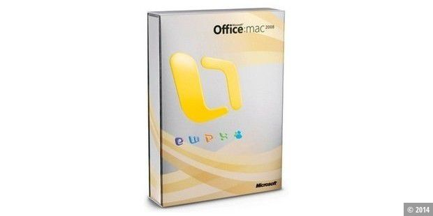 SP1 für Microsoft Office 2008 Mac