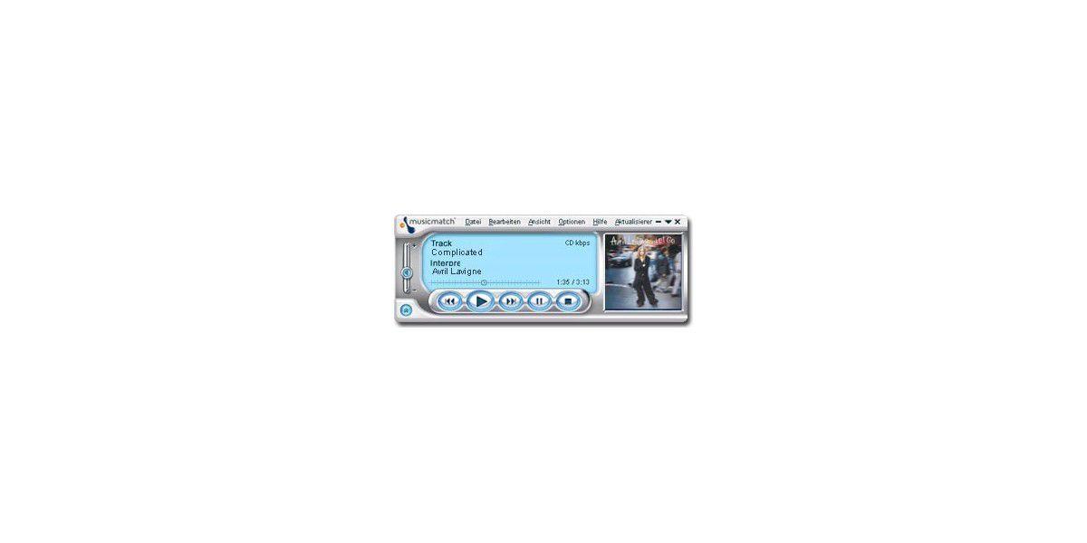 Musicmatch Jukebox 9 0 - Deutsche Version - PC-WELT