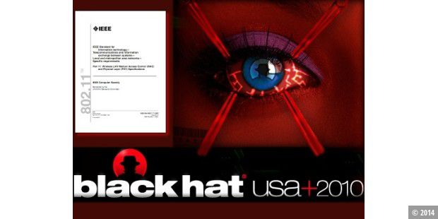 BlackHat 2010 in Las Vegas