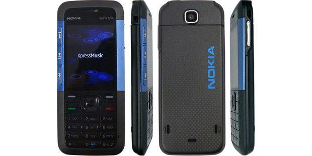 Praxistest: Nokia 5310 XpressMusic
