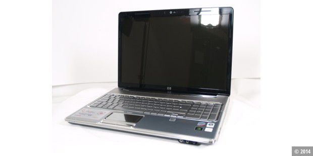 Notebook mit 17-Zoll-Display im Test: HP Pavilion DV7-1280eg