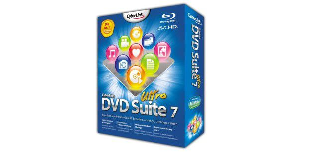 CyberLink DVD Suite 7