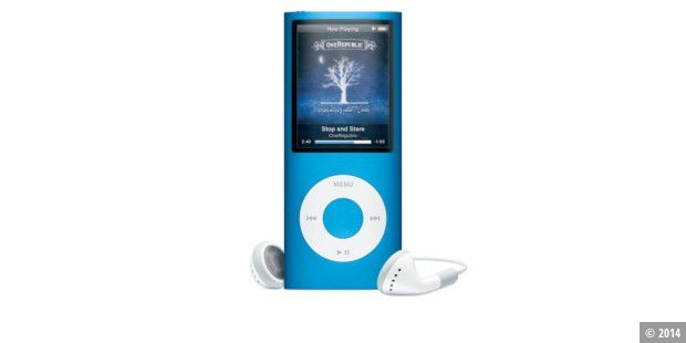 Multimedia-Player: Apple iPod Nano
