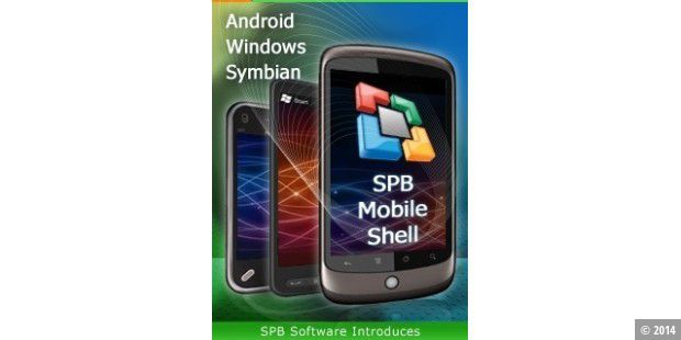 Spb Mobile Shell 5.0: 3D-Oberfläche für Symbian, Android und Windows Mobile