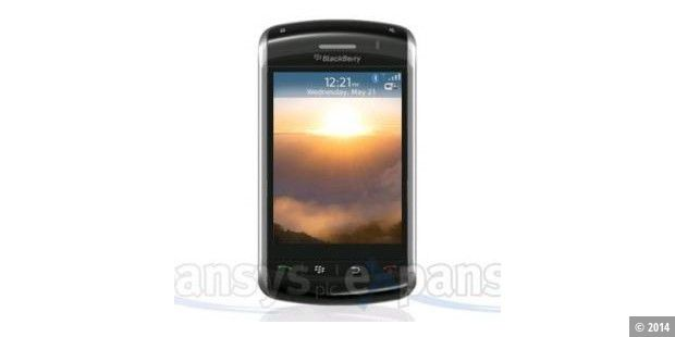 BlackBerry 9500 Thunder im Online Shop bei Expansys UK