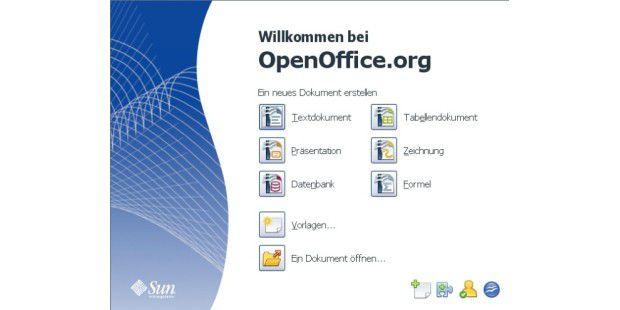 Openoffice.org 3.2 ist verfügbar