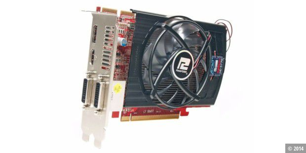Grafikkarte im Test: Powercolor Radeon HD 5770 PCS+