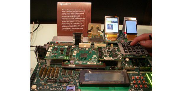 Android Prototyp von Qualcomm