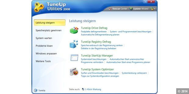 tuneup utilities 2008 vollversion