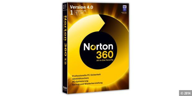 Norton 360 Version 4.0