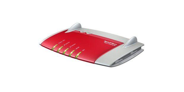 Viel Ausstattung, hohes Tempo: WLAN-Router AVM Fritzbox Fon WLAN 7390 im Test