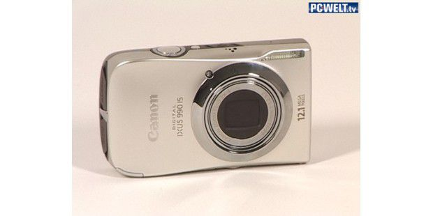 Canon Digital Ixus 990 IS