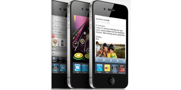 iPhone 4 mit Retina-Display
