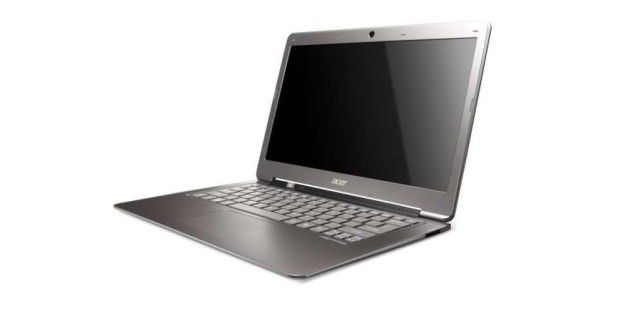 Das Ultrabook Acer Aspire S3.
