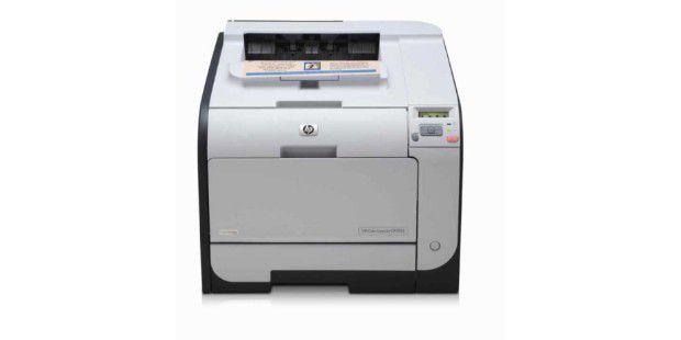 Energiesparer: Farblaserdrucker HP Color Laserjet CP2025n