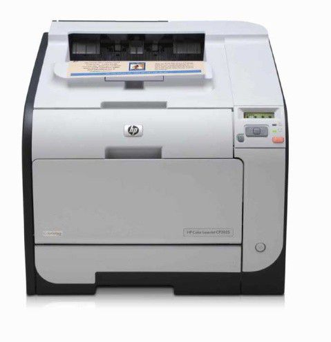 HP Color Laserjet CP2025n - PC-WELT