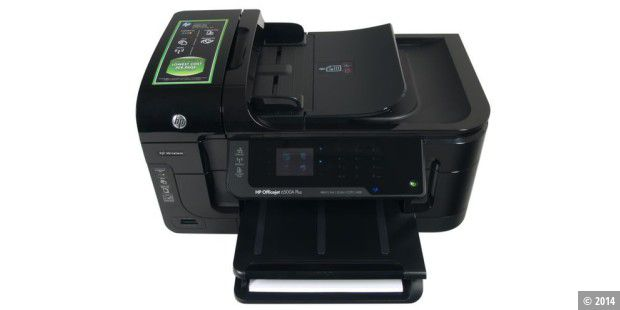 Kombidrucker mit ePrint-Funktion: HP Officejet 6500A Plus E710n.