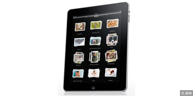 Vorreiter der Tablets: Apples iPad