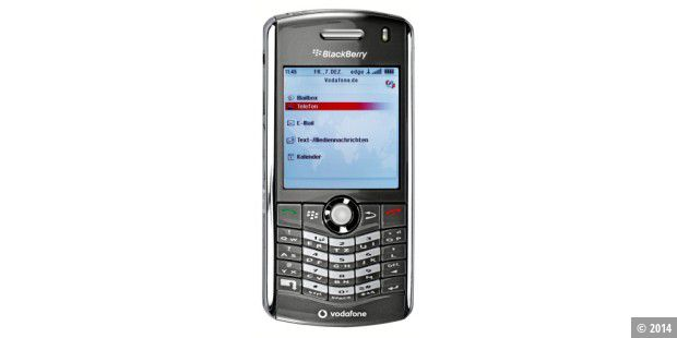 Blackberry Pearl ab Null Euro