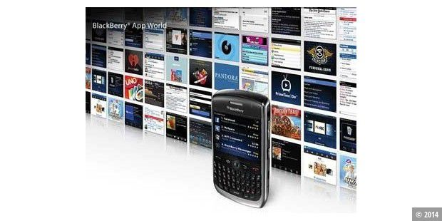 Blackberry App World 2.0