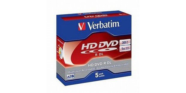 Verbatim DL HD DVD-R