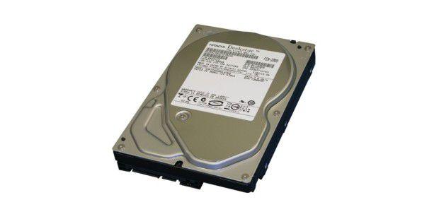 Ideal für den Dauerbetrieb: Hitachi Deskstar P7K500 HDP725050GLA360