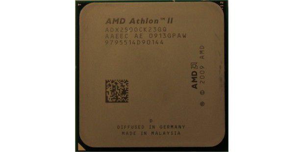 AMD Athlon II X2 250 im CPU-Test