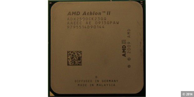 AMD Athlon II X2 250 im CPU-Test